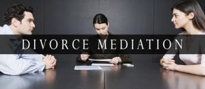 Successful divorce mediation